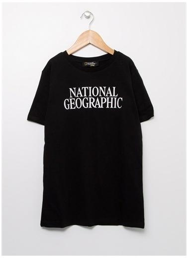 National Geographic National Geographic Siyah Erkek Çocuk T-Shirt Siyah